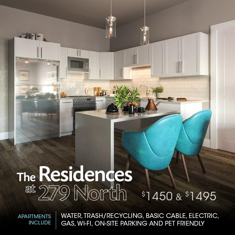 Residences at 279 North