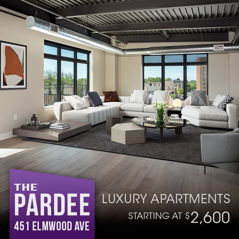 The Pardee at 451 Elmwood Ave